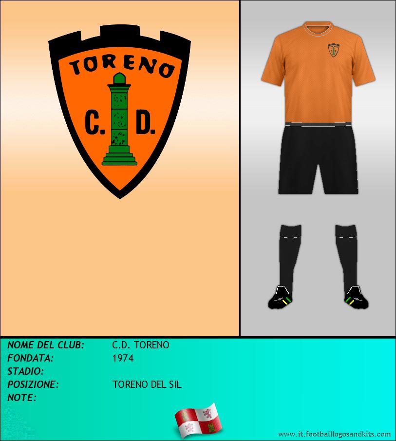 Logo di C.D. TORENO