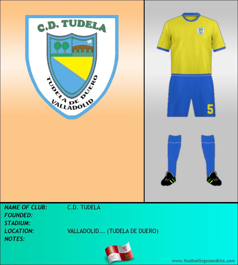 Logo of C.D. TUDELA