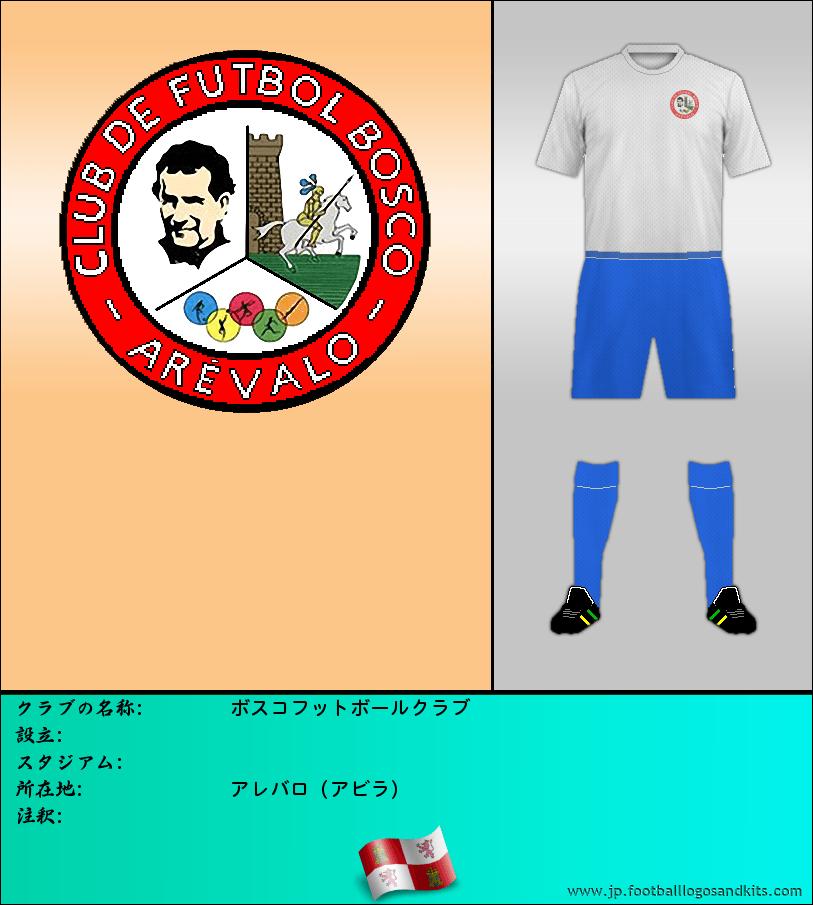 のロゴボスコフットボールクラブ