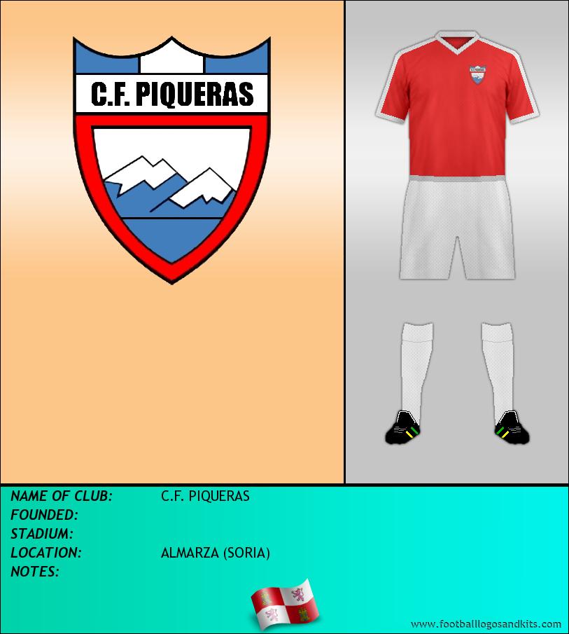 Logo of C.F. PIQUERAS