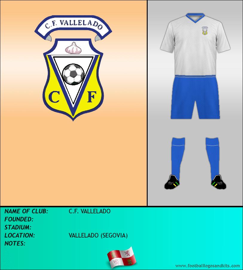 Logo of C.F. VALLELADO