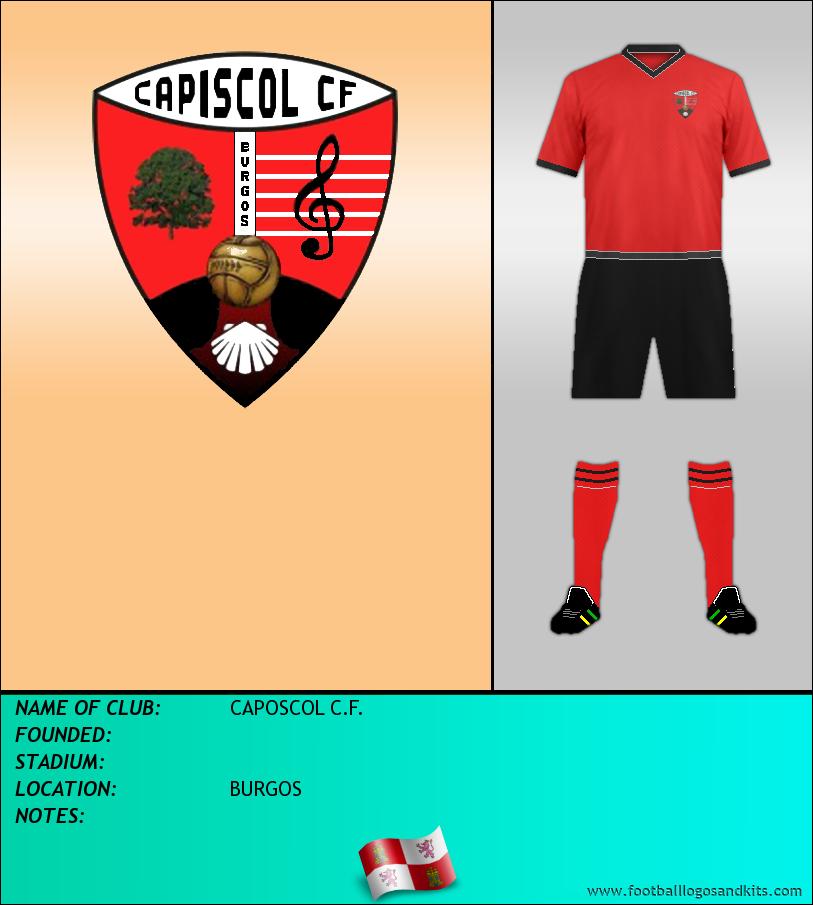 Logo of CAPOSCOL C.F.