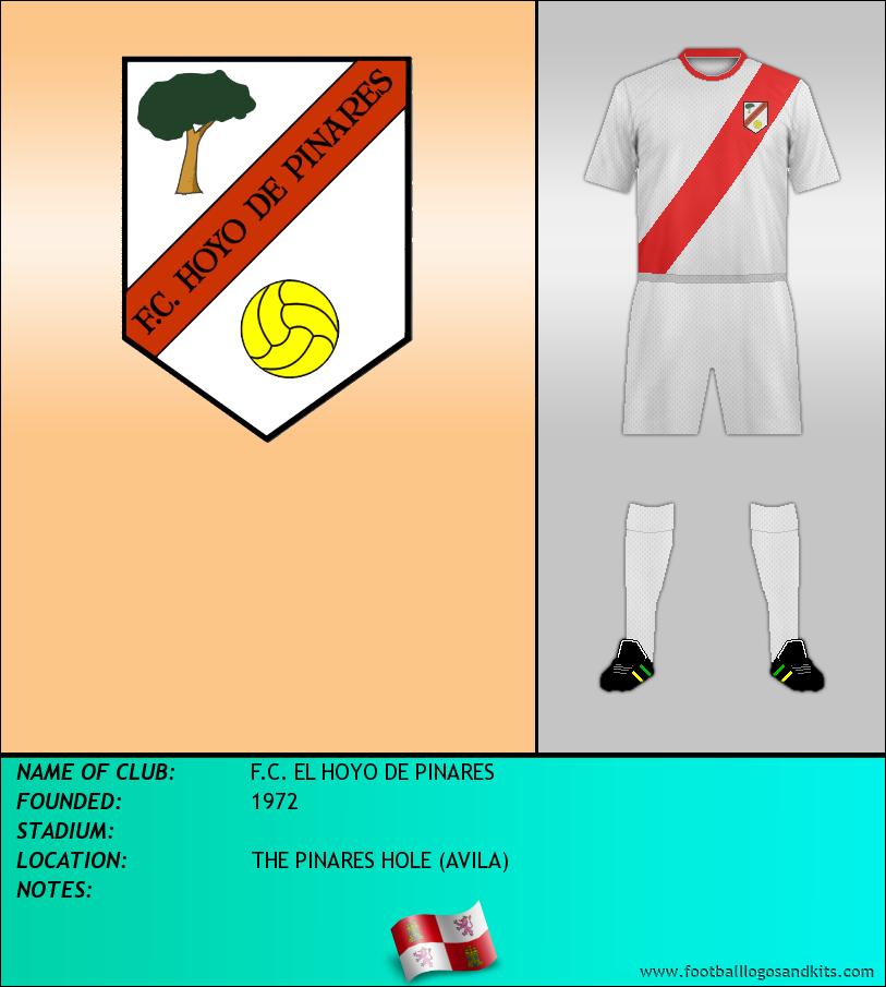 Logo of F.C. EL HOYO DE PINARES