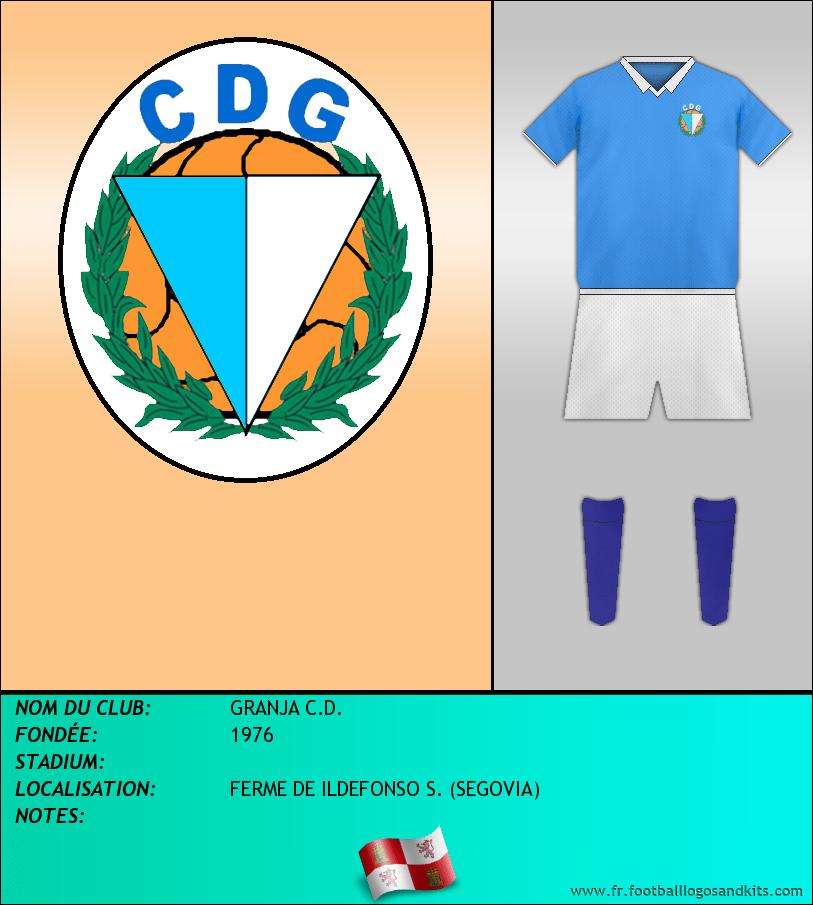 Logo de GRANJA C.D.