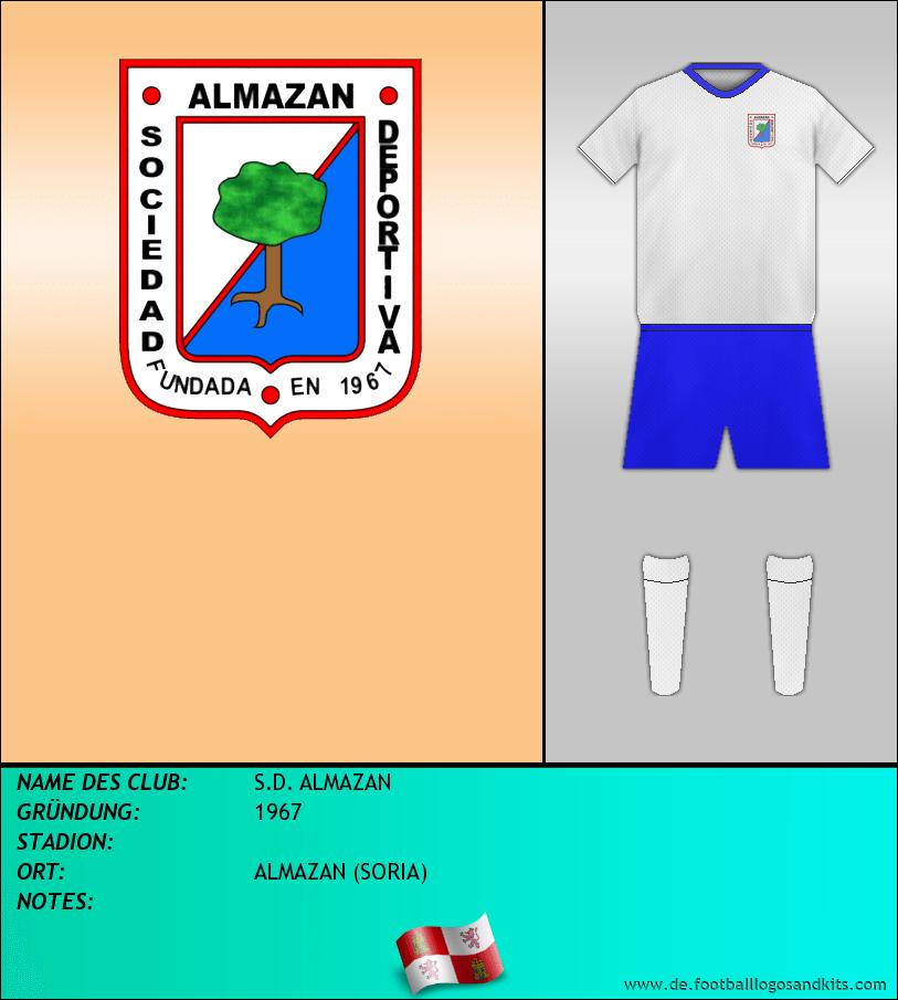 Logo S.D. ALMAZAN
