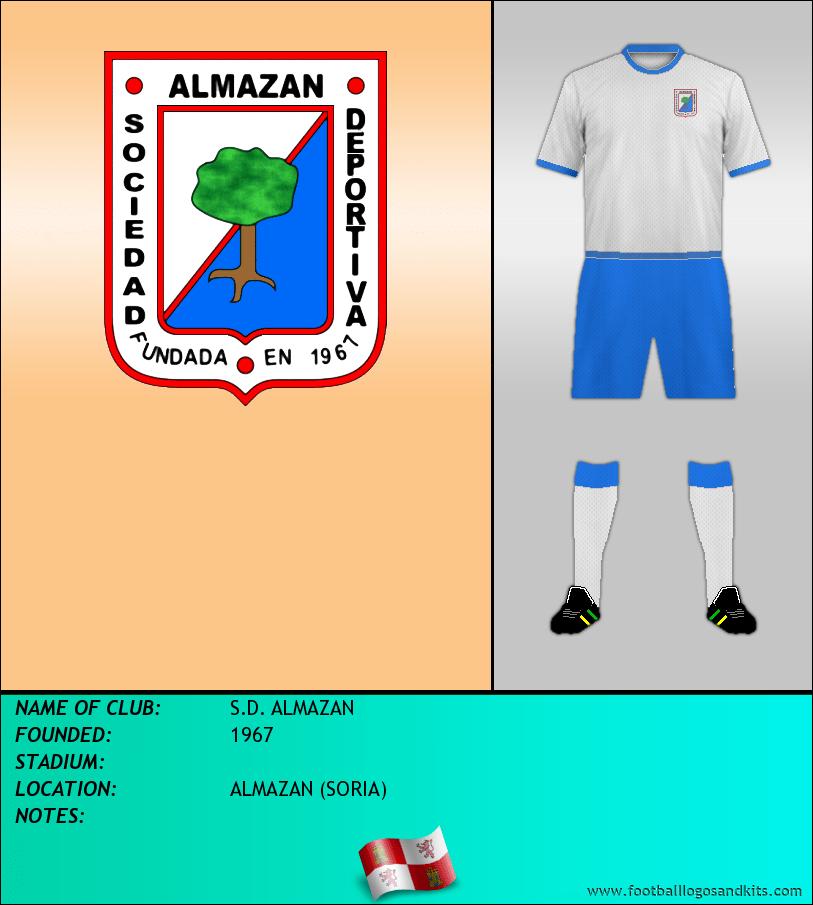 Logo of S.D. ALMAZAN
