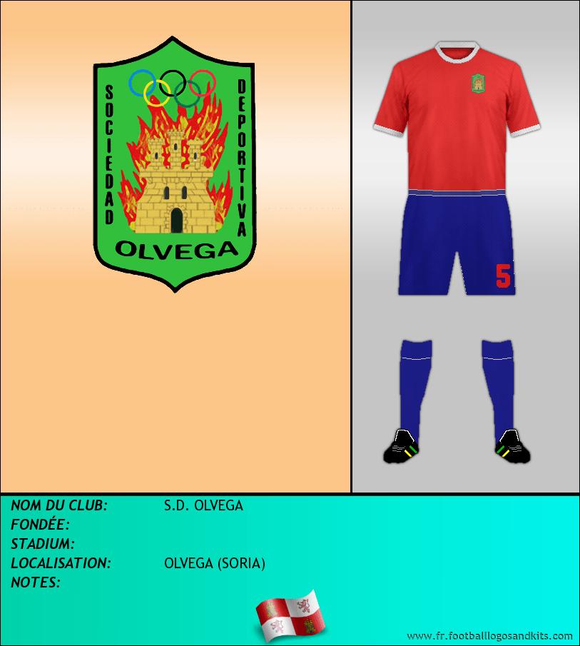Logo de S.D. OLVEGA