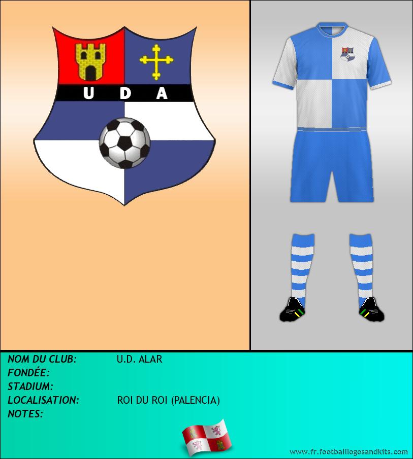 Logo de U.D. ALAR