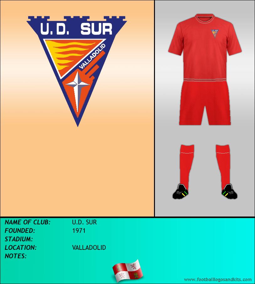 Logo of U.D. SUR