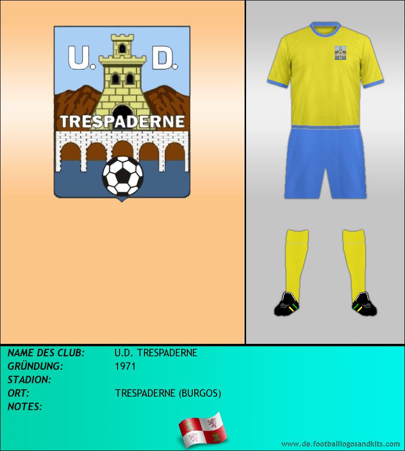 Logo U.D. TRESPADERNE
