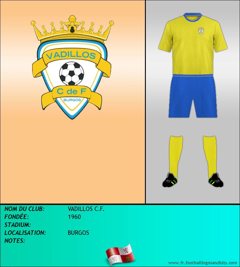 Logo de VADILLOS C.F.