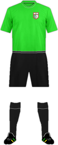 Trikot ATLÉTIC CAMP CLAR