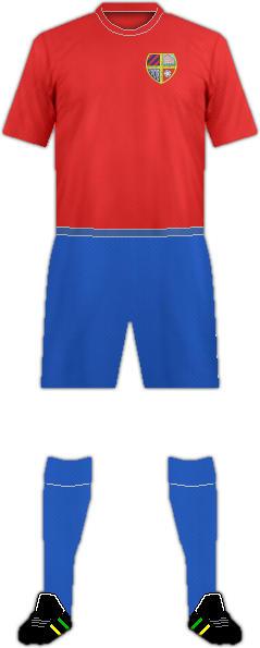 Kit BLOQUES JUAN CARLOS FC