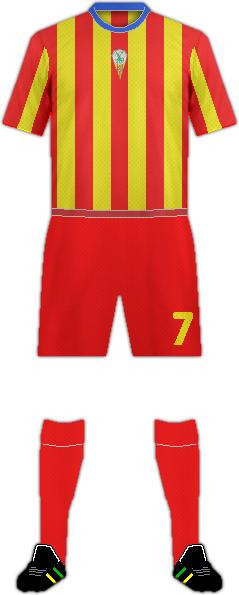 Kit F.C. ARGENTONA