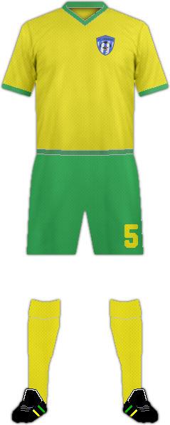 Kit F.C. DARNA