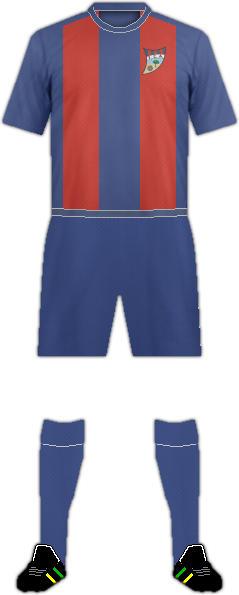 Kit F.C. L'ALBI