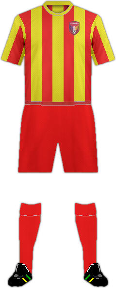 Kit F.C. LA FATARELLA