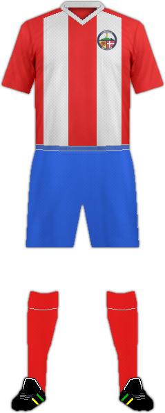 Kit F.C. SANT CELONI