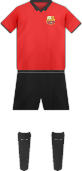 Kit F.C. SANTBOIA
