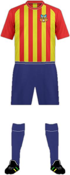 Kit F.C. VILAFRANCA