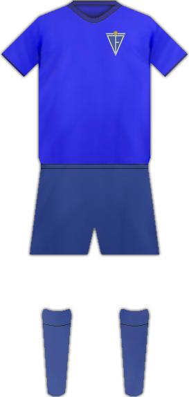 Kit IGUALADA C.F.