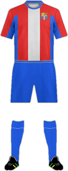 Kit JOVENTUT BISBALENCA F.C.