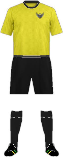 Kit LA COSECHA F.C.