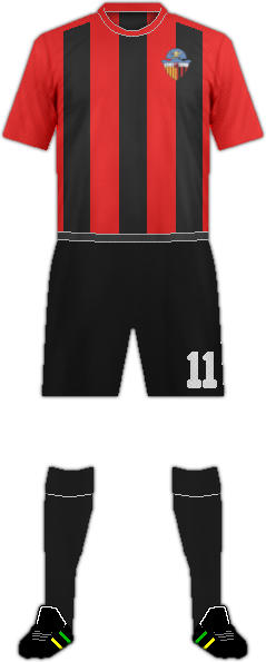 Kit SANT CUGAT ESPORT FC