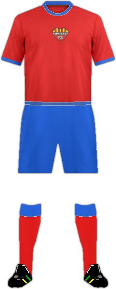 Kit VILAFANT F.C.