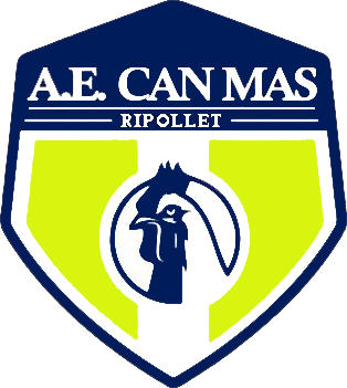Logo of A.E. CAN MAS RIPOLLET (CATALONIA)