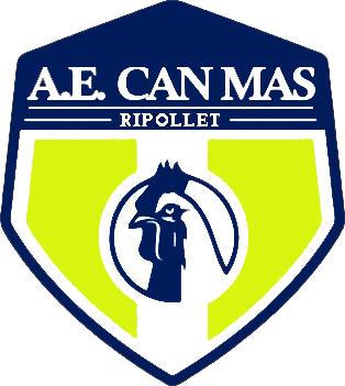 Logo de A.E. CAN MAS RIPOLLET (CATALOGNE)