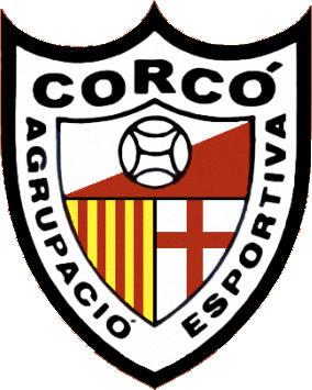 Logo of A.E. CORCÓ (CATALONIA)
