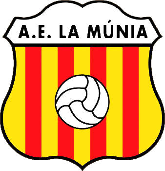 Logo of A.E. LA MÚNIA (CATALONIA)