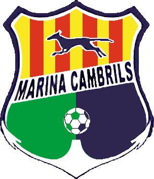 Logo of A.E. MARINA CAMBRILS (CATALONIA)