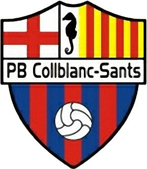 Logo of A.E. PB COLLBLANC-SANTS (CATALONIA)