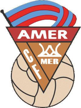 Logo of AMER C.F. (CATALONIA)