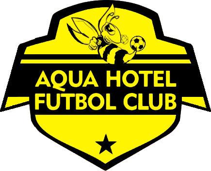 Logo de AQUA HOTEL F.C. (CATALOGNE)
