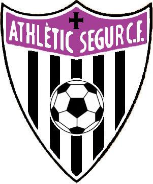 Logo of ATHLÈTIC SEGUR C.F. (CATALONIA)