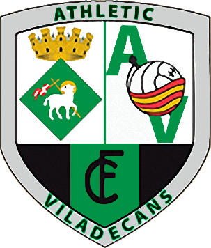 Logo of ATHLETIC VILADECANS C.F. (CATALONIA)