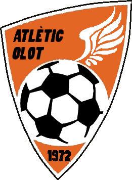 Logo of ATLÈTIC OLOT (CATALONIA)