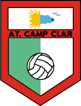 Logo de ATLÉTIC CAMP CLAR (CATALOGNE)