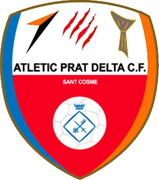 Logo of ATLÉTIC PRAT DELTA C.F. (CATALONIA)