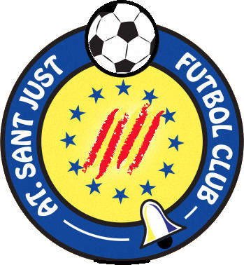 Logo of ATLÉTIC SANT JUST F.C. (CATALONIA)