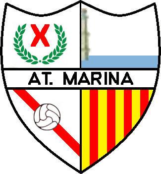 Logo of ATLÉTICO MARINA (CATALONIA)