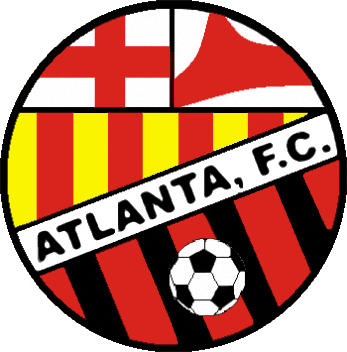 Logo de ATLANTA-EL RAVAL F.C. (CATALOGNE)