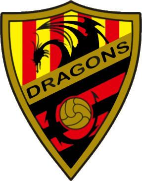 Logo of BARCELONA DRAGONS C.F. (CATALONIA)