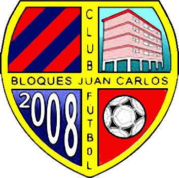 Logo of BLOQUES JUAN CARLOS FC (CATALONIA)