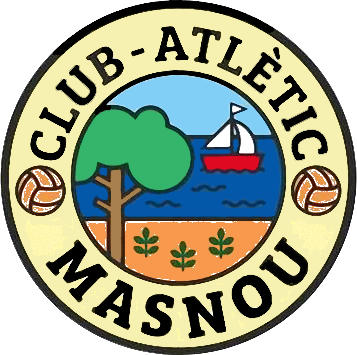Logo of C. ATLÈTIC MASNOU (CATALONIA)