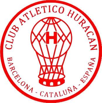 Logo de C. ATLÉTICO HURACÁN DE BARCELONA (CATALOGNE)