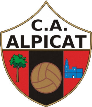 Logo de C.A. ALPICAT (CATALOGNE)